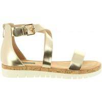 Schuhe Damen Sandalen / Sandaletten MTNG 57594 DAMA Gold