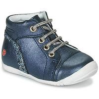 Schuhe Mädchen Boots GBB ROSEMARIE Marine