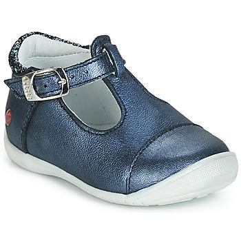 Schuhe Mädchen Ballerinas GBB MERTONE Blau