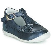 Schuhe Mädchen Ballerinas GBB PAKITA Blau