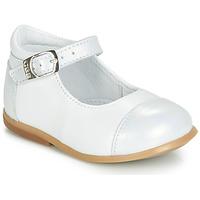 Schuhe Mädchen Ballerinas GBB BELISTO Weiss