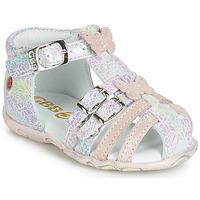 Schuhe Mädchen Sandalen / Sandaletten GBB RIVIERA Rose