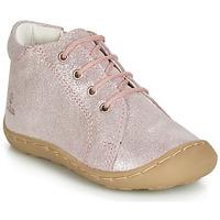 Schuhe Mädchen Boots GBB VEDOFA Rose