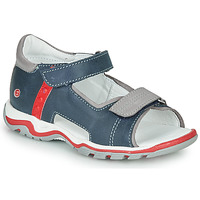 Schuhe Jungen Sandalen / Sandaletten GBB PARMO Blau