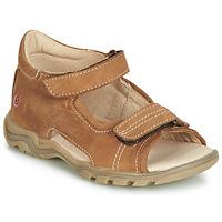 Schuhe Kinder Sandalen / Sandaletten GBB PARMO Braun