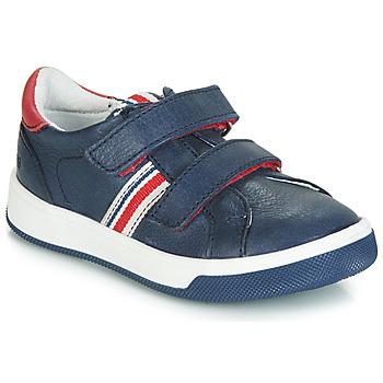 Schuhe Jungen Sneaker Low GBB NEVIS Blau