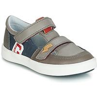Schuhe Jungen Sneaker Low GBB VARNO Grau / Marine