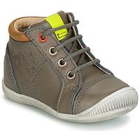 Schuhe Jungen Sneaker High GBB TARAVI Grau