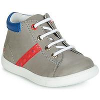 Schuhe Jungen Sneaker High GBB FOLLIO Grau / Blau