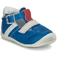 Schuhe Jungen Sandalen / Sandaletten GBB BALILO Blau / Grau / Rot