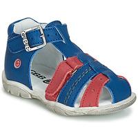 Schuhe Jungen Sandalen / Sandaletten GBB ARIGO Blau / Rot