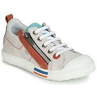 Schuhe Jungen Sneaker Low GBB STELLIO Weiss