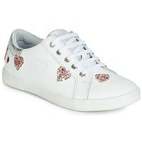 Schuhe Mädchen Sneaker Low GBB ASTOLA Weiss