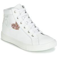 Schuhe Mädchen Sneaker High GBB MARTA Weiss / Multifarben