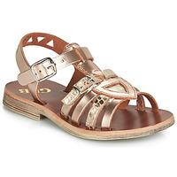 Schuhe Mädchen Sandalen / Sandaletten GBB FANNI Rose / Gold / Gold