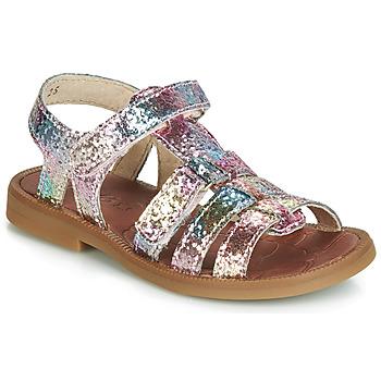 Schuhe Mädchen Sandalen / Sandaletten GBB KATAGAMI Multicolor