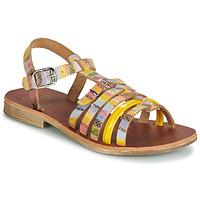 Schuhe Mädchen Sandalen / Sandaletten GBB BANGKOK Multifarben