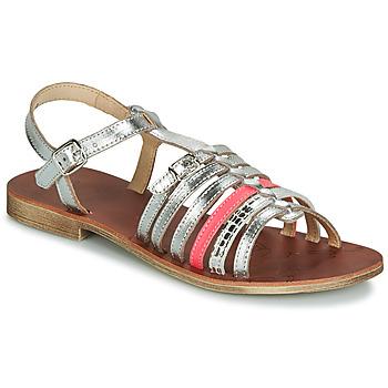 Schuhe Mädchen Sandalen / Sandaletten GBB BANGKOK Grau