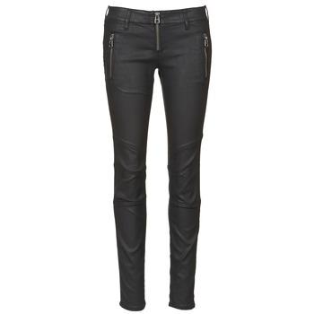 Kleidung Damen Slim Fit Jeans Replay ROLETTE Schwarz