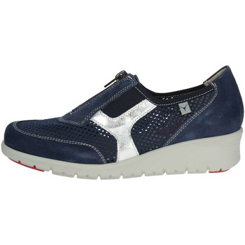 Schuhe Damen Slip on Cinzia Soft IE9834L 002 Blau