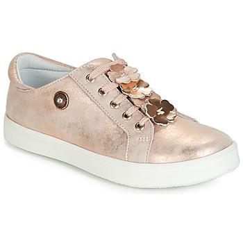 Schuhe Mädchen Sneaker Low Catimini CRISTOL Rose