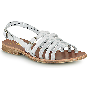 Schuhe Mädchen Sandalen / Sandaletten Catimini NOBO Weiss