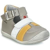 Schuhe Jungen Sandalen / Sandaletten Catimini TIMOR Grau / Senf