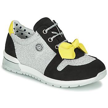 Schuhe Mädchen Sneaker Low Catimini BANJO Grau