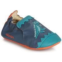 Schuhe Jungen Hausschuhe Catimini CADANO Marine / Orange