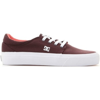 Schuhe Damen Sneaker Low DC Shoes DC Trase TX ADJS300078 WIN braun