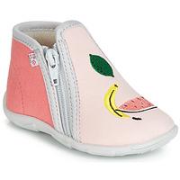 Schuhe Mädchen Hausschuhe GBB FERNANDA Rose