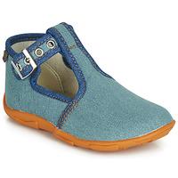 Schuhe Jungen Hausschuhe GBB SAPPO Blau