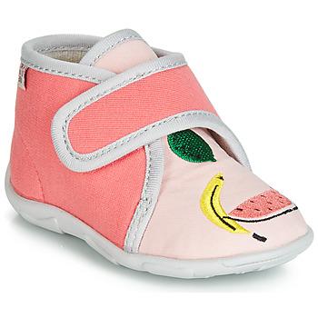 Schuhe Mädchen Hausschuhe GBB MASSINA Rose