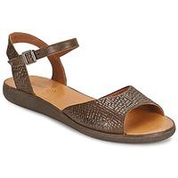 Schuhe Damen Sandalen / Sandaletten Kickers HYPSY Braun
