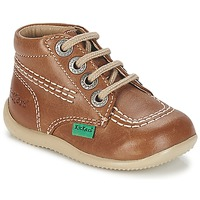 Schuhe Kinder Boots Kickers BILLY Camel