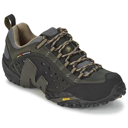Merrell INTERCEPT Schwarz  Schuhe Sneaker Low Herren 125
