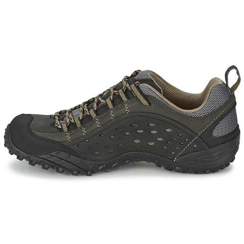 Merrell INTERCEPT Schwarz Low  Schuhe Sneaker Low Schwarz Herren 133,99 31a980