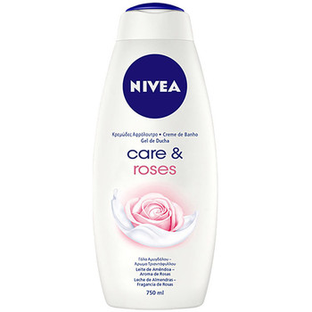 Beauty Badelotion Nivea Care & Roses Duschgel  750 ml