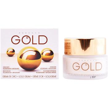 Beauty Damen pflegende Körperlotion Diet Esthetic Gold Essence Gold Cream Spf15