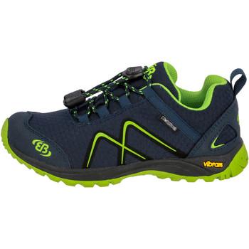 Schuhe Jungen Wanderschuhe Brütting Guide blau