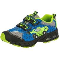 Schuhe Jungen Sneaker Low Lico Loader V Blinky blau