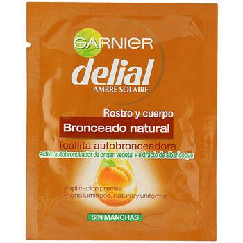 Beauty Sonnenschutz & Sonnenpflege Garnier Bronceado Natural Toallitas Autobronceadoras Cara+cuerpo