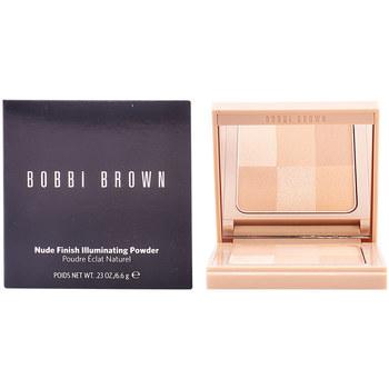 Beauty Damen Highlighter  Bobbi Brown Nude Finish Illuminating Powder light To Medium6,6 Gr