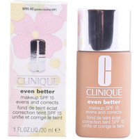 Beauty Damen Make-up & Foundation  Clinique Even Better Fluid Foundation 46-golden Neutral  30 ml