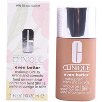Beauty Damen Make-up & Foundation  Clinique Even Better Fluid Foundation 92-deep Neutral  30 ml