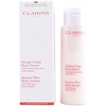 Beauty Damen Accessoires Körper Clarins Serum Corps Peau Neuve  200 ml