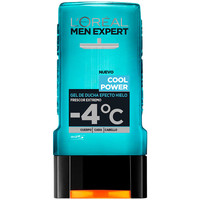Beauty Herren Badelotion L'oréal Men Expert Duschgel Total Cool Power  300 ml