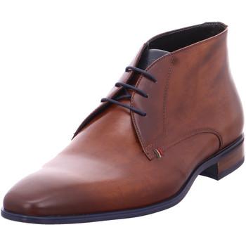 Schuhe Herren Boots Giorgio - 96454 braun