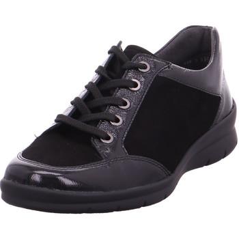 Schuhe Damen Sneaker Low Semler - X2125-511-001 schwarz