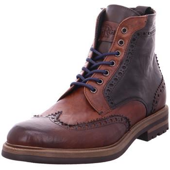 Schuhe Herren Boots Giorgio - 59612 braun